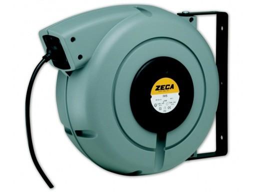 Carretel Automático Blindado, Elétrico, 230V, Corpo Em Plástico De Alto Impacto - Zeca  Z4006 - 1001930