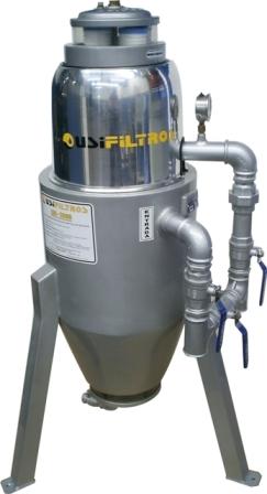 Filtro Para Óleo Diesel E Combustíveis Em Geral, Vazão Até 85 L/Min - Usifiltros MD2000 - 1012003  - PetroLíder
