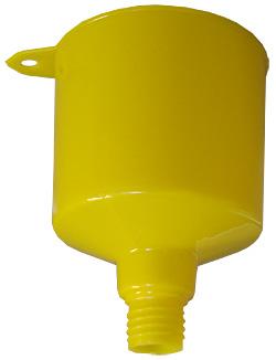 Funil De Polietileno Reto, 120 mm De 1 L - 1002097