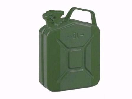 Galão Para Combustível, Em Metal, 10 Litros - 1007449