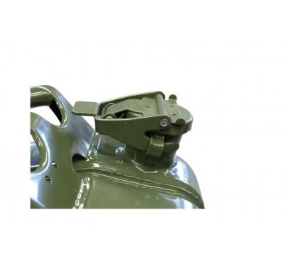 Galão Para Combustível, Em Metal, 10 Litros - 1007449  - PetroLíder