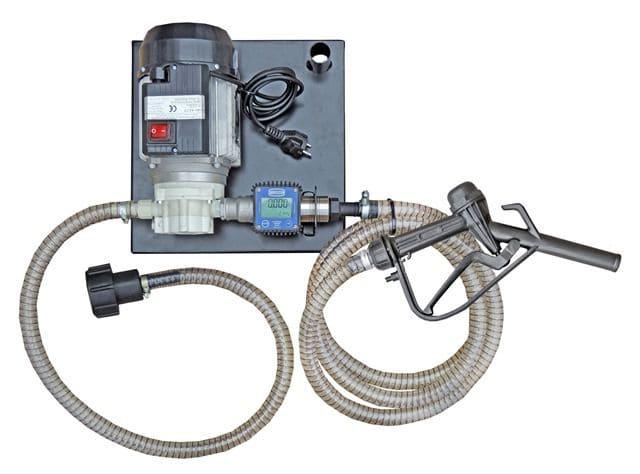 Kit De Abastecimento Para Arla, 230V, Com Mangueira, Bico E Medidor, Vazão 25 L/Min - 6006745