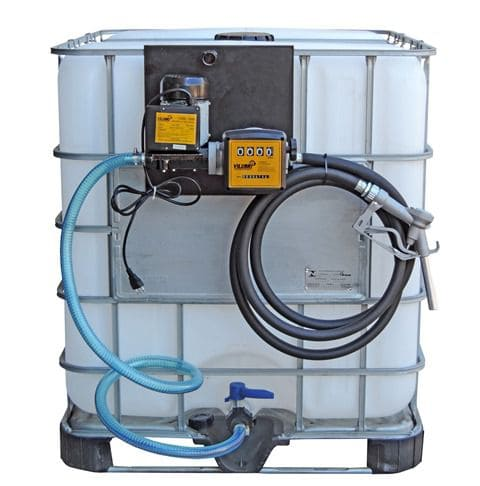 Kit De Abastecimento Para Óleo Diesel, Com Bomba Elétrica 230V, Com Reservatório De 1000 Litros - 7004350