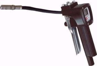 Medidor Digital Para Graxa, Marcação De 03 Dígitos Após A Vírgula, Vazão 10 A 2500 G/Min - Piusi 1002238