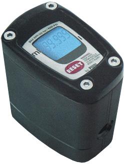 Medidor Digital Para Óleo Lubrificante, 4 Dígitos, Vazão Até 2,5 L/Min - Piusi K200 - 1001352