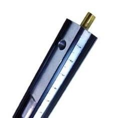 Régua Em Alumínio Para Medir Tanque De Combústivel, 4 Metros, Com Válvula - 0204567