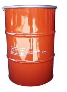 Tambor De Metal Para Combustíveis Com Tampa Removível e Inmetro, 200 Litros - 6001009