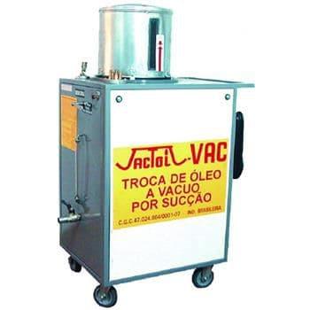 Trocador de Óleo À Vácuo, Capacidade de 35 Litros - Jactoil 2003010
