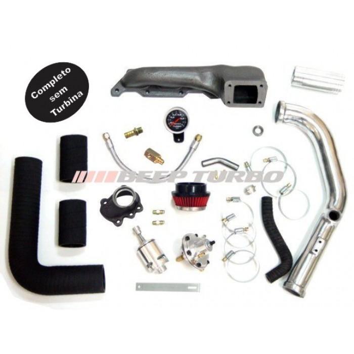 Kit turbo VW - AT 1.0 - 16 V sem Turbina
