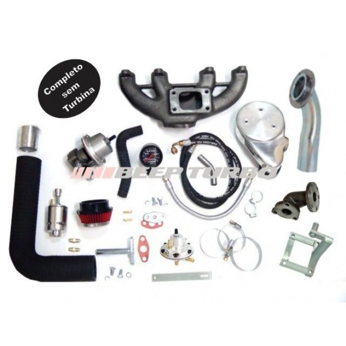 Kit Turbo VW - AP-Transversal Golf (Single Point) sem Turbina