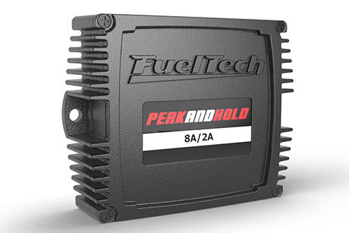Peak and Hold Fueltech 8A/2A