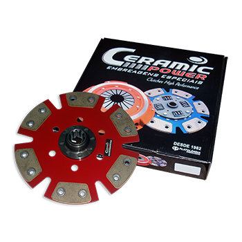 Disco Embreagem - GM Corsa / Pick-Up 1.6