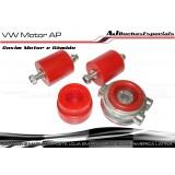 Kit Coxim Motor / Câmbio Quadrados / Frontal