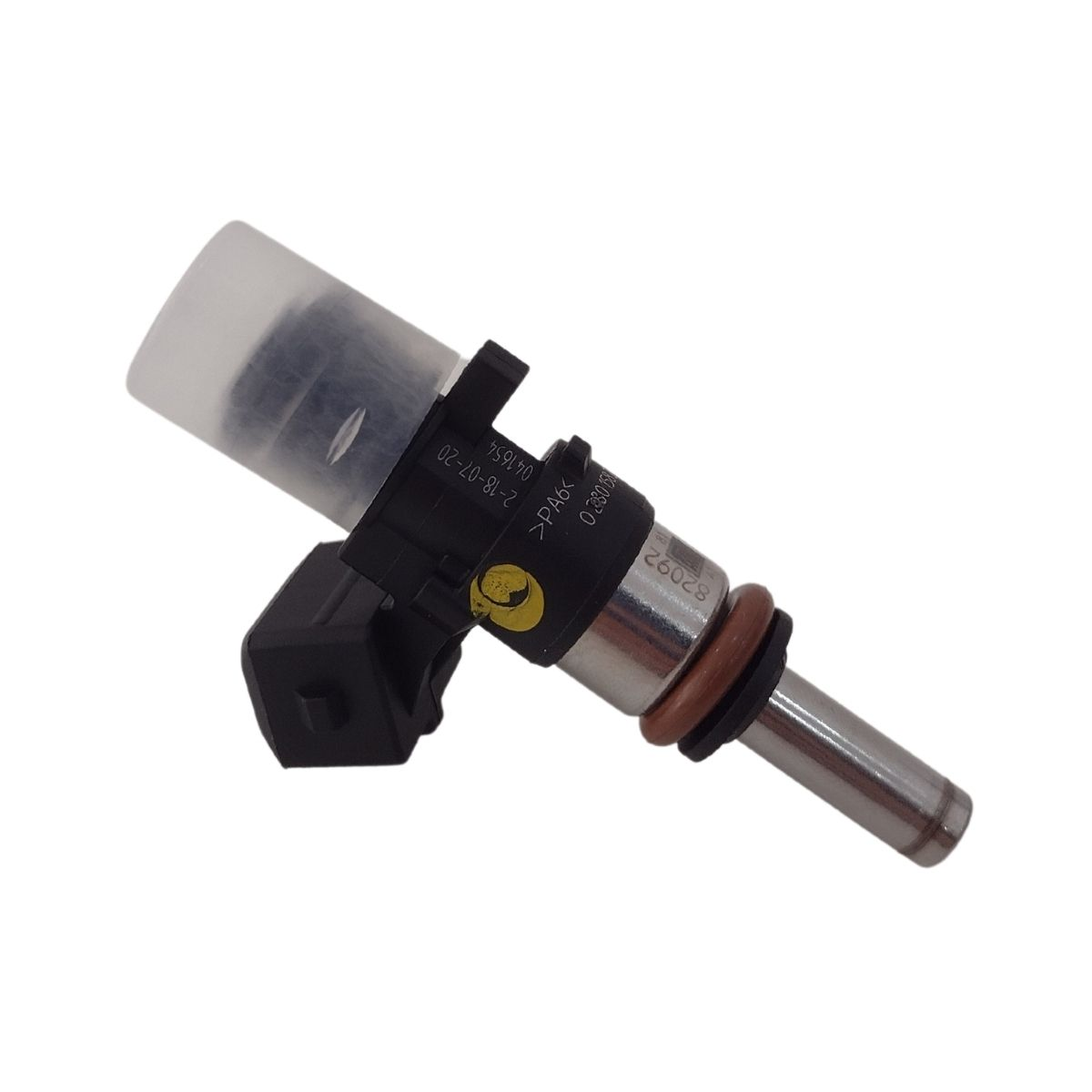 Bico Injetor 80lbs 0 280 158 209 Bosch + Conector + Brindes - Alta Impedância