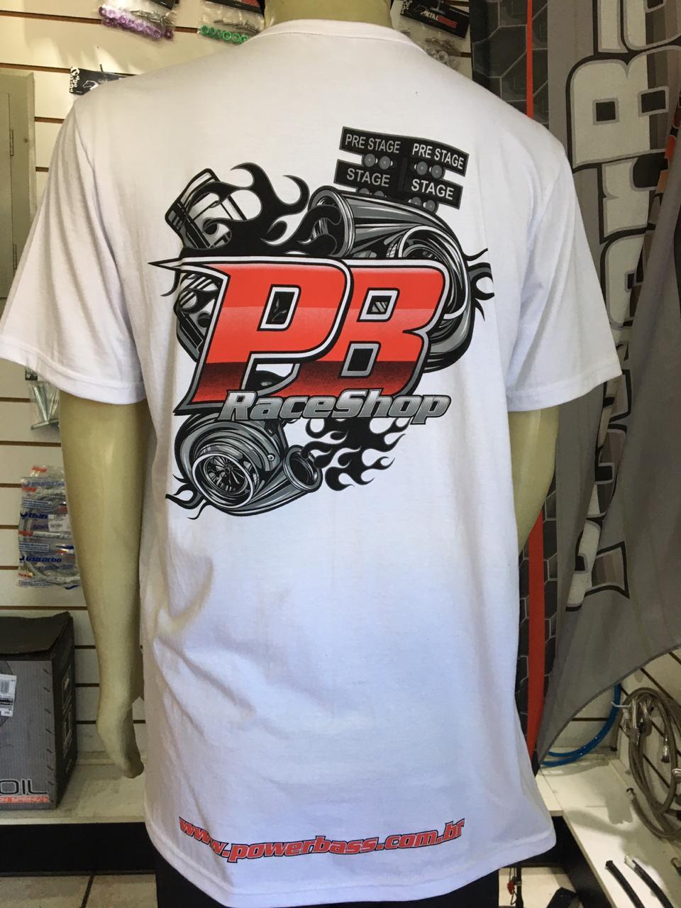 Camiseta PB- Power Bass Race Shop