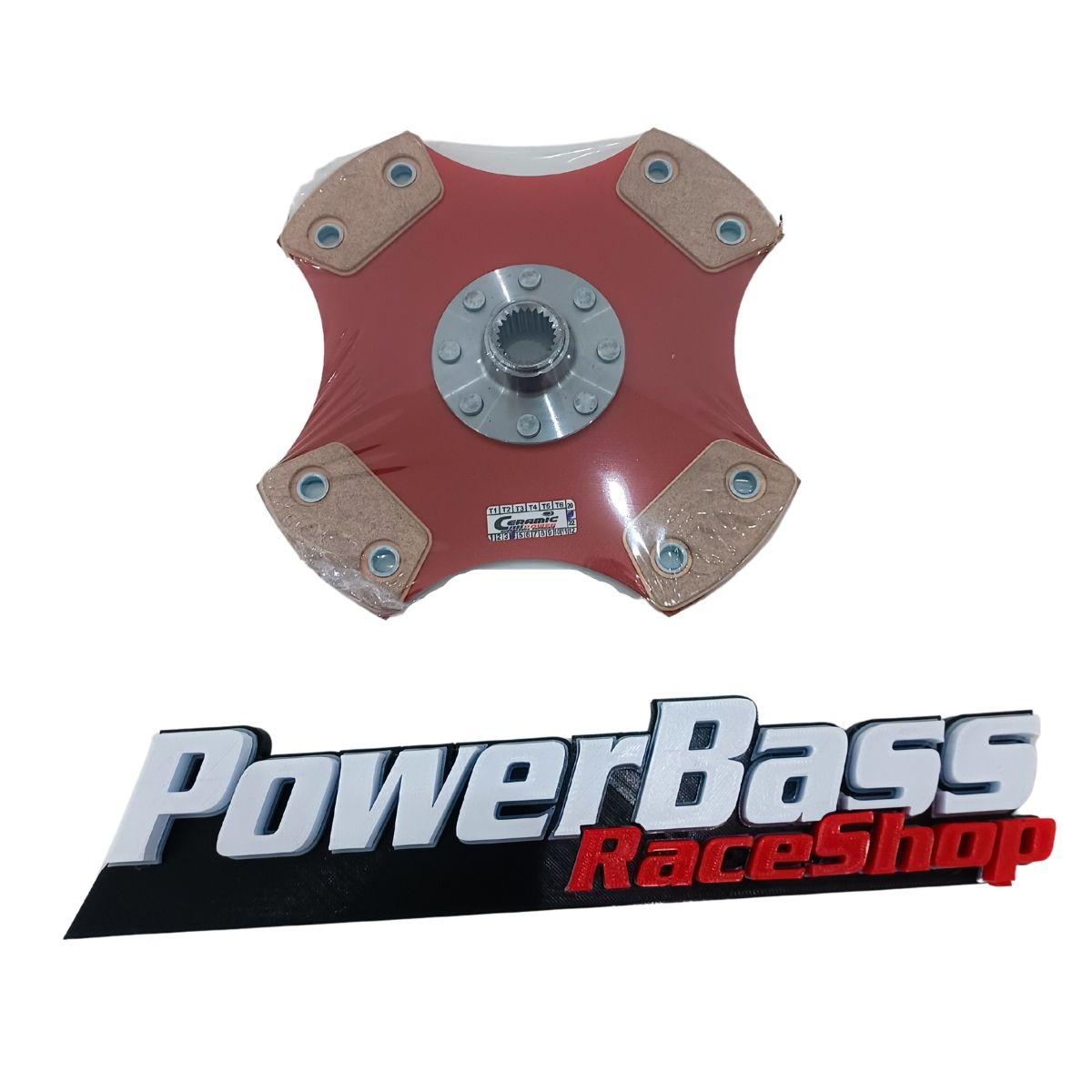 Disco De Embreagem Gol/Santana/Parati/Saveiro/Passat/Voyage 1.8 e 2.0 Motor AP