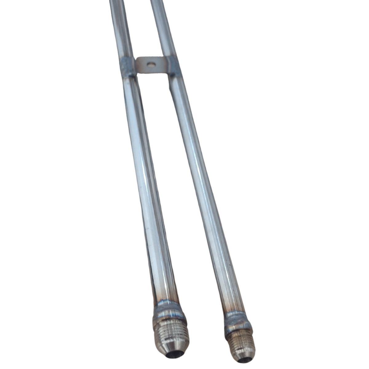 Linha De Combustível Inox Vw Gol G1 Ao G4 / Saveiro / Parati - Lado Direito