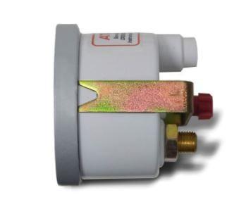 Manômetro Pressão Combustível Mecânico 7kg Sport