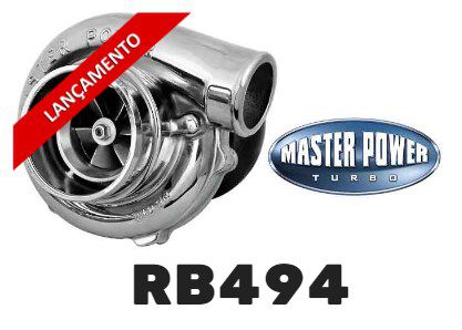 TURBO Ball Bearing  RB494 - 49/49,5 200/430hp