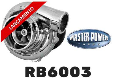 TURBO Ball Bearing RB6003 - 61/64,5 370/670hp