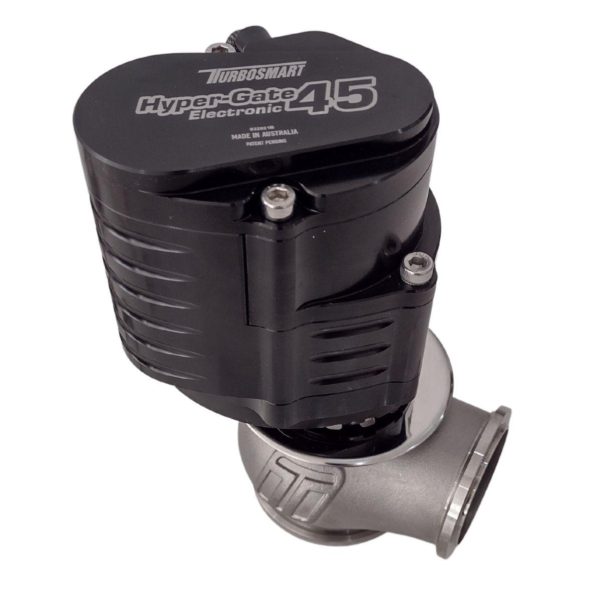 Wastegate Eletrônica Hypergate 45 Turbosmart + Driver Fueltech