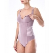 Body Modelador Amamentação Lactante Love Secret Ref: 98601