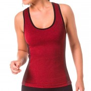 Regata Fitness Feminina Costa Nadador Exercício Malhar Zee Rucci ZR0500-002