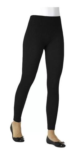 Calça Legging Sem Costura Loba Microfibra Fio 150 Lupo Ref: 41850