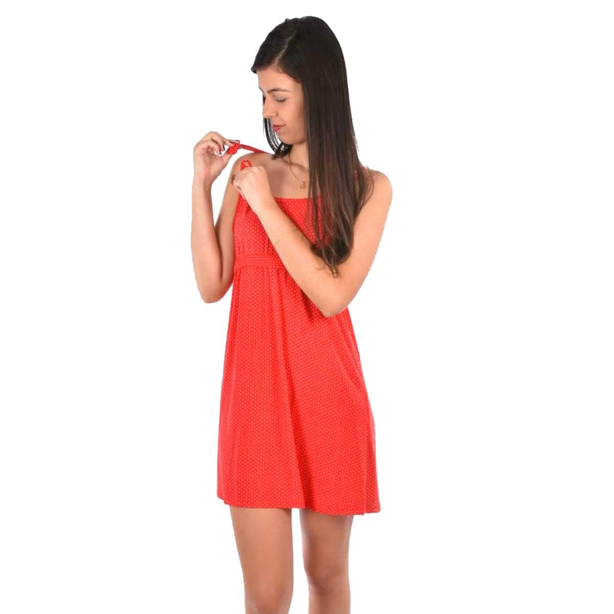 Camisola Amamentação Lactante Pós Parto Liganete Estampado Ref: 6008