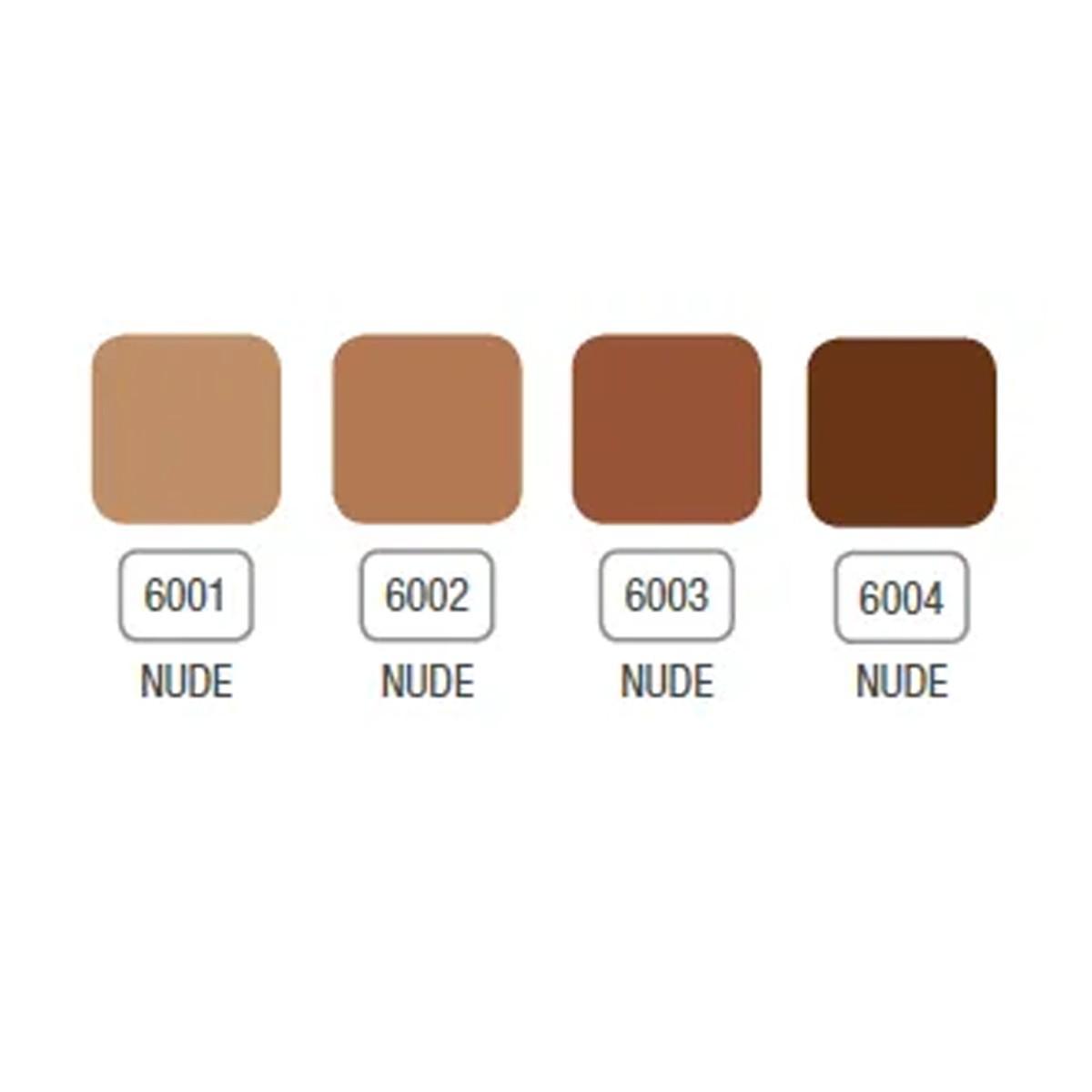 Meia Calça Make-Up Fusion Efeito Maquiagem Beyonce Não Desfia Loba Lupo 5764