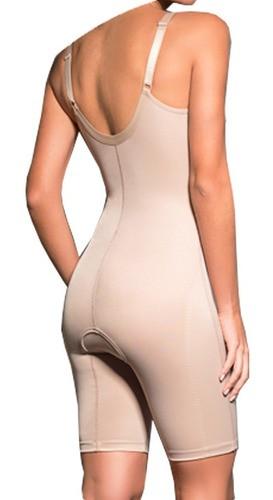 Modelador Bermuda Cinta Abertura Frontal Feminino Pós Cirurgico Cinta Moderna Ref: 432