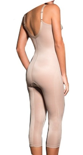Modelador Corsário Feminino Com Bojo Alça Regulável Reforçado Cinta Moderna Ref: 435