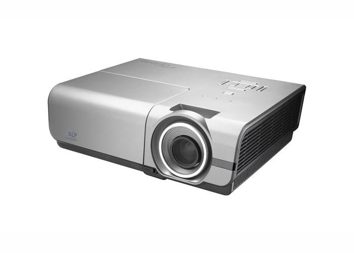 Projetor Optoma BR541 - Projeção 3D, Brilho de 5000 Lumens, Full HD, Controlável por Rede (RJ-45), Mouse IR com Laser