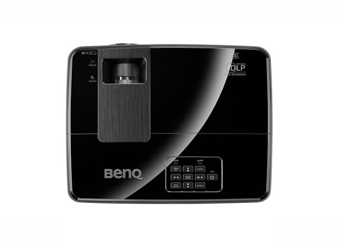 Projetor BenQ MS504 - DLP, Contraste de 13.000:1, 3000 Lumens, Lâmpada com até 10.000 horas, Alto-falante integrado