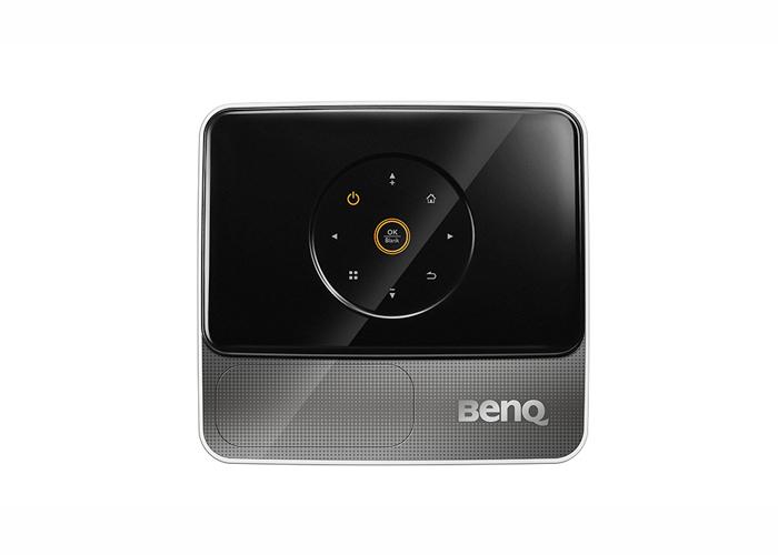 Projetor BenQ Mini Joybee GP3 + Bolsa - Super Portátil, Dock para iPhone e iPod, HDMI, HD-Ready 720p, USB, Conexão sem fio com Smartphones, PCs e Mac, até 30.000 horas