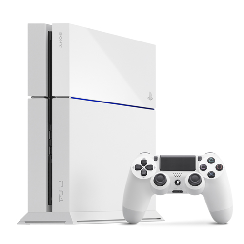 Console Playstation 4 Branco Destiny Sony - PS4 - HD 500GB, chip 8 núcleos, 8GB GDDR5, Controle Dualshock 4 + Jogo Destiny