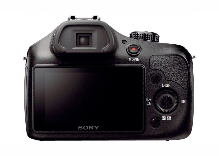 Câmera Digital Sony Alpha ILCE 3000K -  20.1MP, Sensor CMOS APS-C, AVCHD,  Lentes Intercambiáveis, Vídeos Full HD, Tela de 7.5