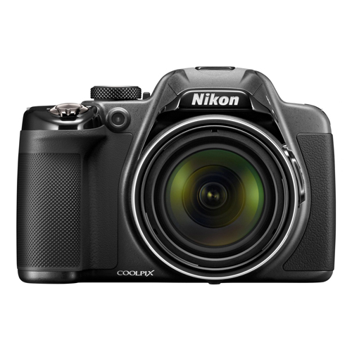 Câmera Digital Nikon Coolpix P530 - 16.1MP, Sensor CMOS, Zoom Óptico 42x, Vídeo Full HD, Estabilizador VR da Lente, 7 FPS, Tela de 3
