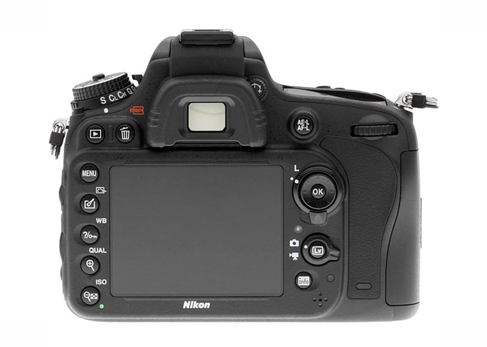 Câmera Digital Nikon SLR D610 (Somente corpo) - 23,4MP, Sensor CMOS, Vídeo Full HD+ Full-Frame, D-Lighting, EXPEED 3, Wi-Fi, GPS, Tela de 3