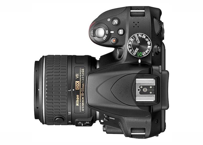 Câmera Digital Nikon SLR D3300 + Lente 18-55mm - 24.2MP, Sensor CMOS DX, Vídeos Full HD, EXPEED 4, 5 QPS, Tela de 3 *