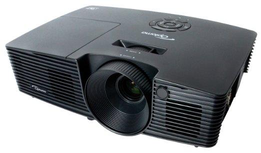 Projetor Optoma X312 - Lumens 3200, 3D, Contraste 20.000, HDMI, USB, SVGA, Controle Remoto IR