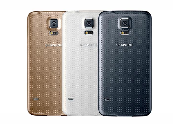 Celular Samsung Galaxy S5 G900M - 16 GB, 4G, Android 4.4, Câmera CMOS de 16 MP, Sensor de Frequência Cardíaca, Vídeo em Full HD, Quad Core 2.5Ghz - Desbloqueado ANATEL