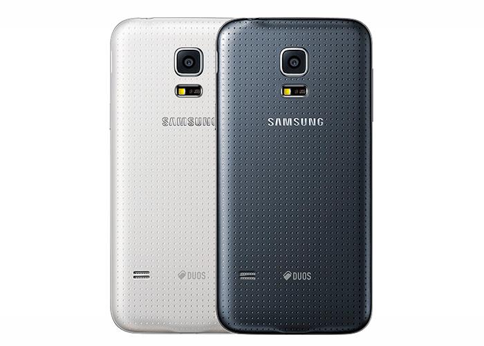 Celular Samsung Galaxy S5 Mini - 16 GB, 3G, Android 4.4, Câmera de 8 MP, Sensor de Frequência Cardíaca, Dual Chip, Quad Core 1.4Ghz - Desbloqueado ANATEL