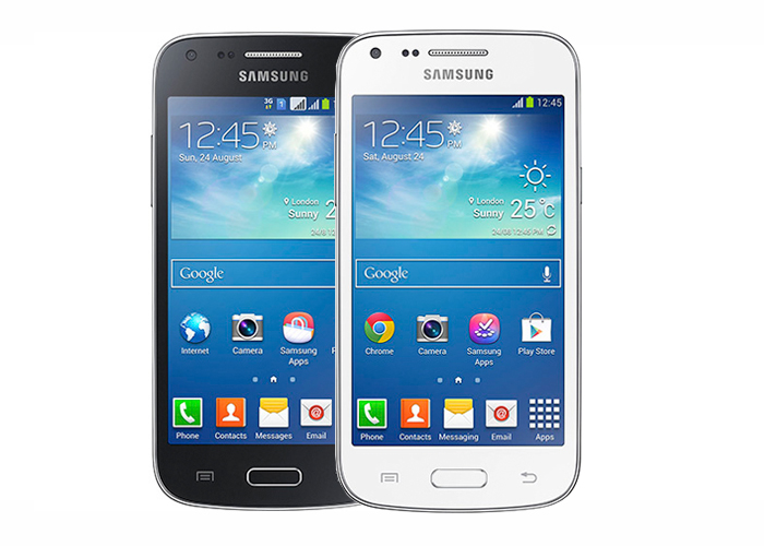 Celular Samsung Galaxy Core Plus - 4 GB, 3G, Câmera de 5 MP, Vídeo em Full HD, Android 4.3, TV Digital, GPS, Dual Chip, Dual Core 1.2Ghz -  Desbloqueado ANATEL