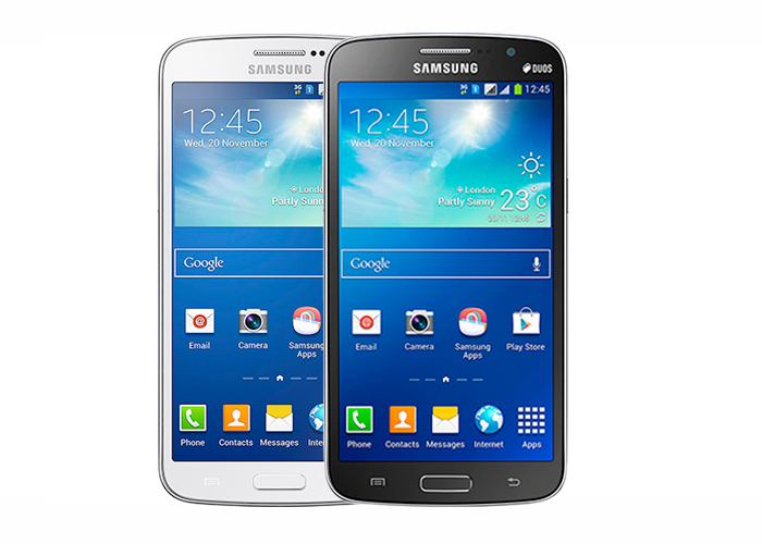 Celular Samsung Galaxy Grand 2 Duos - 8 GB, 3G, Android 4.3, Câmera de 8 MP, Vídeo em Full HD, TV Digital HD,  Dual Chip, Quad Core 1.2Ghz - Desbloqueado ANATEL