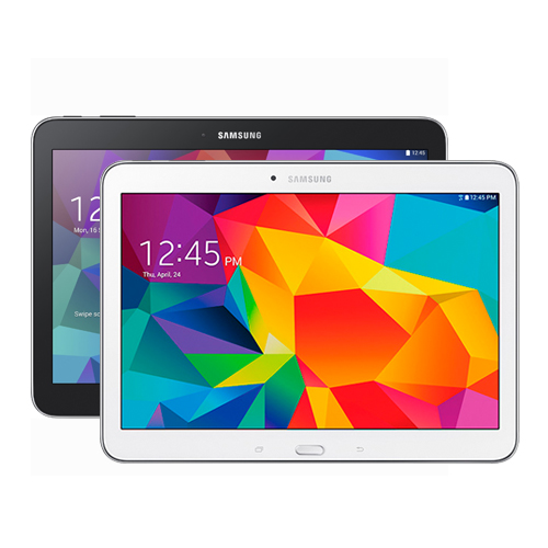 Tablet Samsung Galaxy Tab 4 SM-T531 + 3G - 16 GB, W-Fi, Android 4.4, Câmera CMOS de 3.0 MP, Vídeo em Full HD, Quad Core 1.2GHz, Tela HD de 10.1