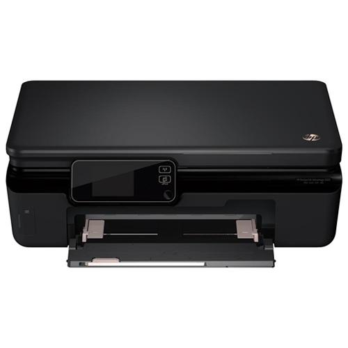 Impressora Multifuncional HP Deskjet 5525 Wireless - Jato de Tinta, Memória 64 MB, ePrint, Leitor de Cartões, Copiadora, Scanner, Resolução até 1200 x 2400 dpi