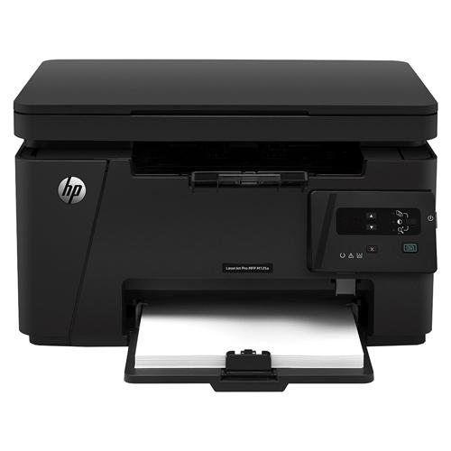 Impressora Laser Multifuncional HP LaserJet Pro MFP M125A - Copiadora e Scanner (220V)