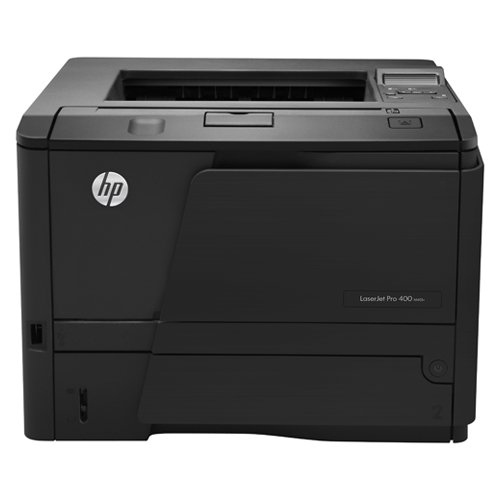 Impressora HP Mono Pro 400 M401Dne  - Laser, Memória 256 MB, ePrint , Processador 800 MHz
