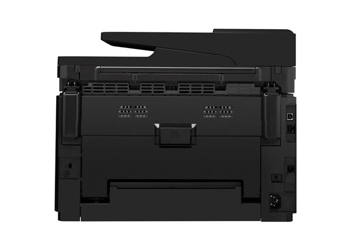 Impressora Multifuncional HP Color LaserJet Pro MFP M177FW - Memória de 128 MB, ePrint,  Wi-fi, Copiadora, Scanner, Fax